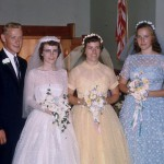 Robert and Loretta Koehn Wedding 1961 (Photo: Unknown)