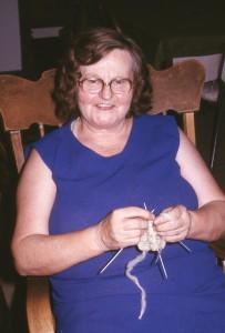 Hanna Evelyn Koehn (Wiens)  1910-2004
